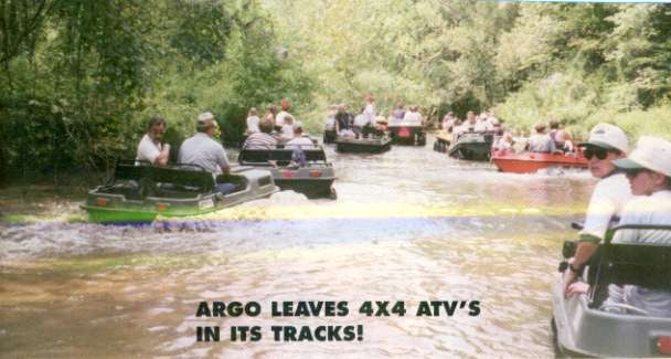 Argo Float